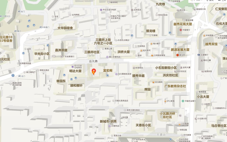 出租广州市越秀区应元路78号1201房